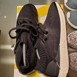 Ultra boost uncaged, black and white